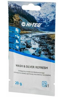 HI-TEC Wash % Silver Refresh 20g
