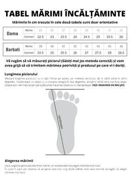 Pantofi Sport Bacca NX 198-1