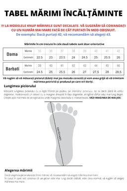 Pantofi Sport Impermeabili Knup 5316 M3