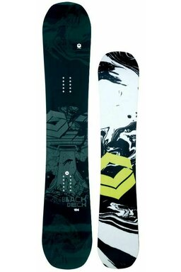 Placă Snowboard FTWO Blackdeck 17/18