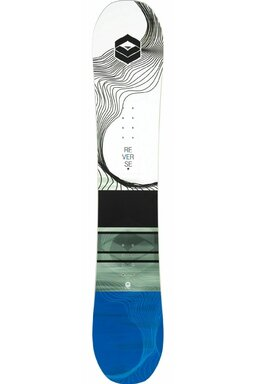 Placă Snowboard FTWO Reverse Blue 18/19