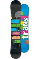 Placă Snowboard Trans C1 Rocker Man Carbon 13/14