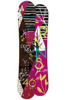 Placă Snowboard Trans Premium Girl Berry FW 17/18