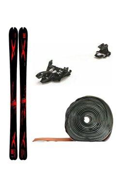 Set Ski de Tură Hagan One SN 71 Marker Alpinist 9 (Schiuri + Piei + Legături)