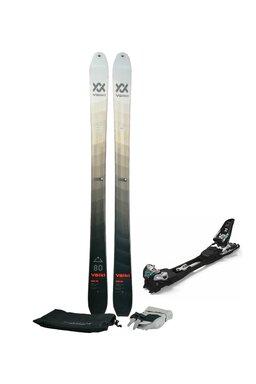 Set Ski de Tură Volkl Rise Marker F10 (Schiuri + Piei + Legături)