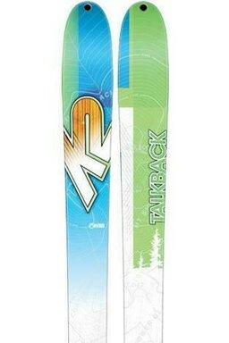 Ski de tură K2 Talkback Blue 96