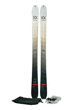 Ski de Tură Volkl Rise 80 + Piei de Focă