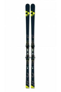 Ski Fischer RC4 Worldcup GS Curv 2020 + Legături Fischer Z9