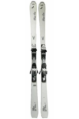 Ski Head Powerrail 11 White/Black + Legături Head PR 11