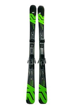 Ski K2 Ikonic 80 + Legături Marker M3