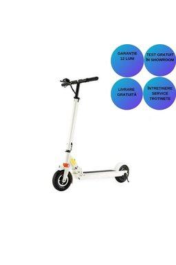 Trotineta electrica Joyor Allegria Confort Plus, model F5S+, 500W, Autonomie 35-50 km