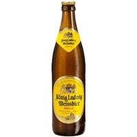 Bere Weissbier/Hell sticla - Konig Ludwig 0.5L
