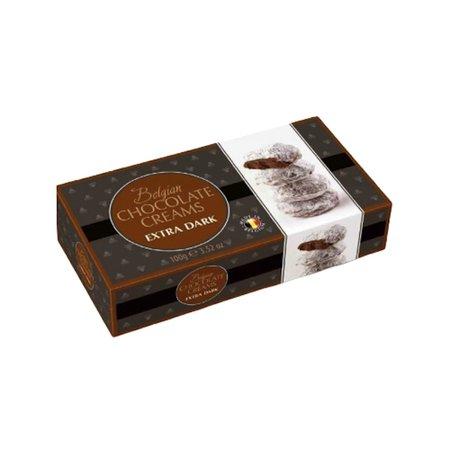 Chocolate cream extra dark 100gr
