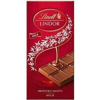 Ciocolata cu lapte Lindor