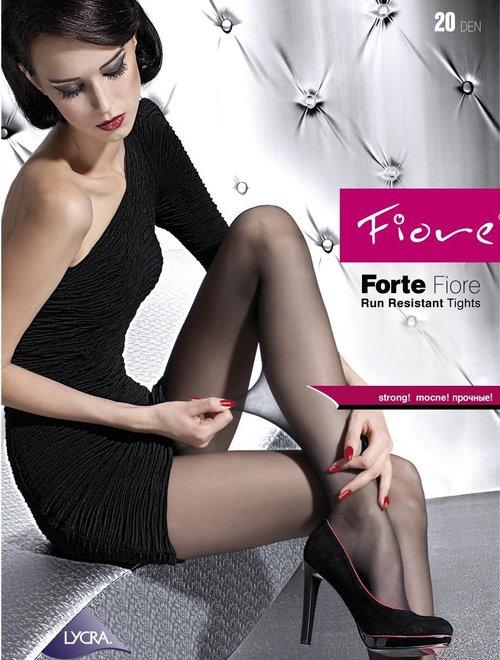 Ciorapi cu fir rezistent fara intarituri Fiore Forte 20 den