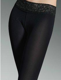 Ciorapi cu talie joasa dantelata Marilyn Erotic Vita Bassa 50 den