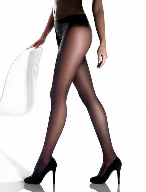 Ciorapi cu talie joasa Marilyn Vita Bassa 20 den