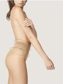 Ciorapi modelare solduri si abdomen Fiore Bikini Fit 20 den