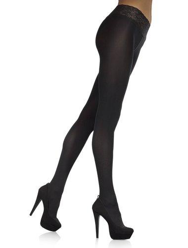 Ciorapi cu talie joasa dantelata Marilyn Erotic Vita Bassa 100 den