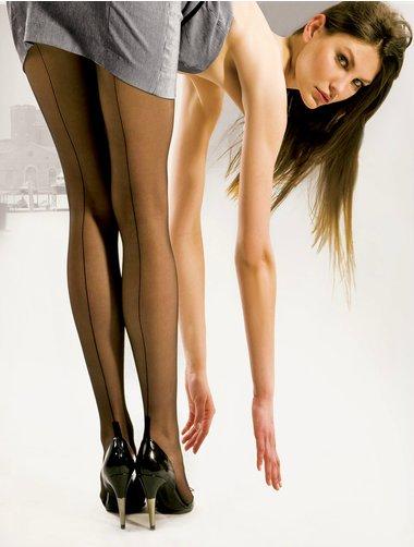 Ciorapi cu dunga Lores Riga 20 den