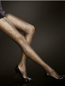 Ciorapi plasa marunta Fiore Greta