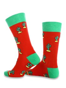 Sosete colorate cu cactusi Socks Concept SC-1874