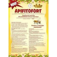 Apifitofort - biostimulator pentru albine