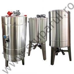 Bazin omogenizare miere lichida 1000 litri Lyson