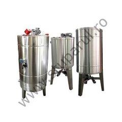 Bazin omogenizare miere lichida 500 l cu incalzire Lyson