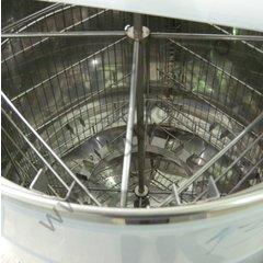 Centrifuga apicola combinata 4 rame 1/1 tangential sau 12 rame 3/4 radial  manuala Techtron