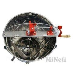 Centrifuga apicola tangentiala inox 4 rame canea plastic Mineli