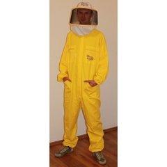 Combinezon apicol cu guler si masca rotunda A-MARINO