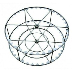 Cos centrifuga radiala inox pentru 56 / 48 / 48 rame, 1200 mm, Lyson