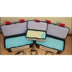 Incubator portabil pentru botci