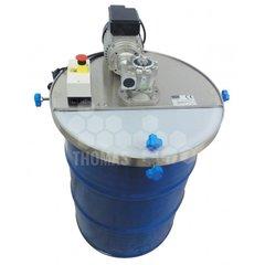 Omogenizator miere crema pentru butoi 300 kg Thomas