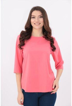 Bluza lejera uni roz