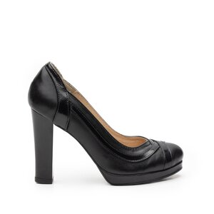 Pantofi casual din piele intoarsa - 265 negru box